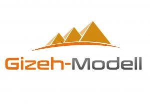Logo Gizeh-Modell